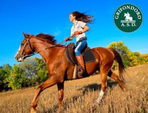 2 lezioni di equitazione