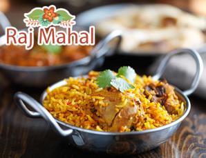 Buono sconto menu indiano