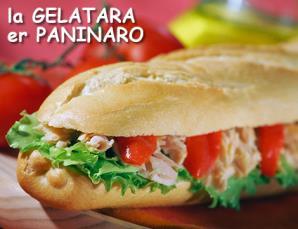 Menu panino a scelta Prat