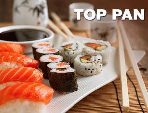 Pranzo all you can sushi