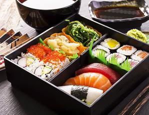 Sushi box dasporto