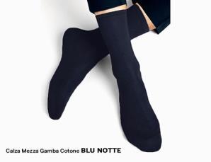 12 calzini uomo mezza gam
