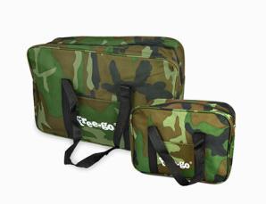 2 borse frigo camouflage