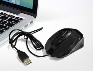 3 mouse ottici con attacc