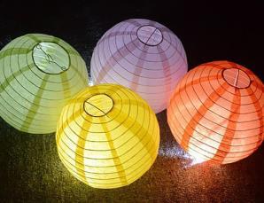 5 o 10 lanterne led
