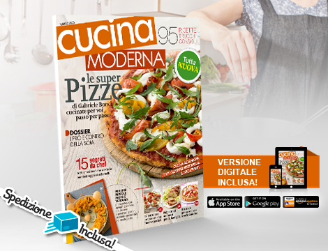 offerta shopping abbonamento 1 anno a cucina moderna