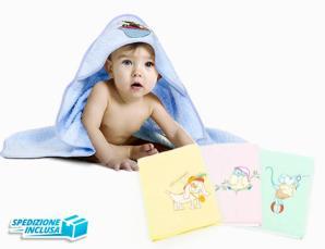 Accappatoio per neonato i