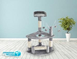 Albero tiragraffi per gat