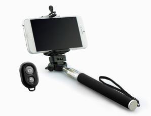 Asta selfie telecomando e