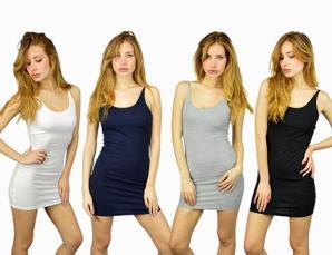 Basic dress estivo