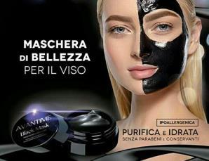 Black mask Avantime 100ml