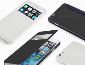 Cover + pellicola iPhone