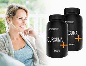 Curcuma e Piperina Plus A