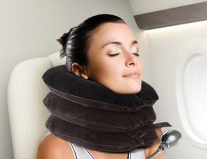 Cuscino gonfiabile per cervicale