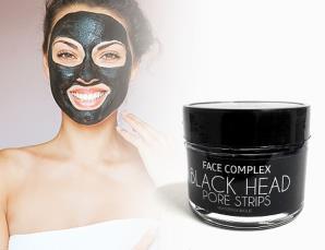 Face Complex black mask 5