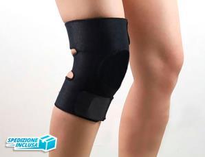 Fascia protettiva per ginocchio