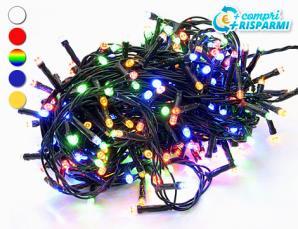 Fino a 400 luci di Natale
