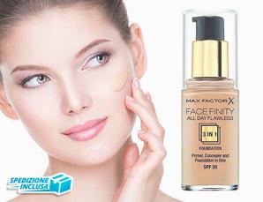 Max Factor Face Finity 3