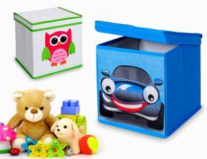 Organizer per giocattoli