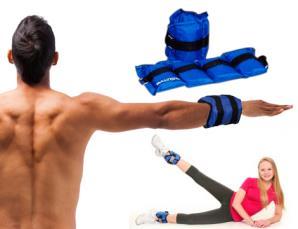 Polsiere e cavigliere fitness