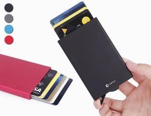 Porta carte di credito Po