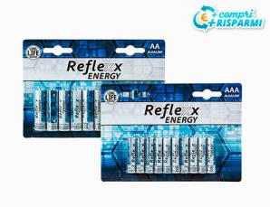 Reflexx Energy batterie a