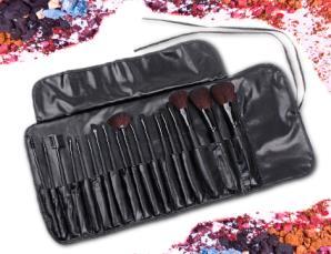 Set 18 pennelli make up