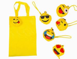 Shopper spesa emoticon
