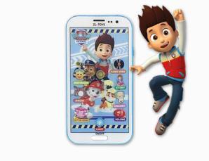 Smartphone giocattolo Paw