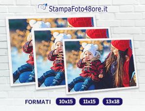 Stampa fino a 600 foto
