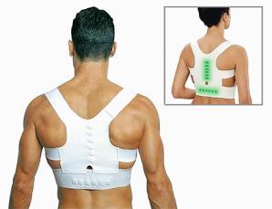 Supporto postura magnetico