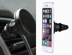 Supporto smartphone magne