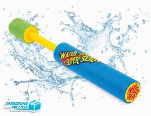 Tubo spruzza acqua giocat