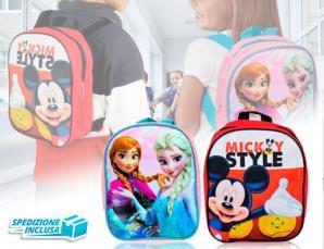 Zainetto Disney