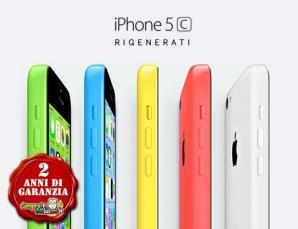 iPhone 5C 8GB rigenerato