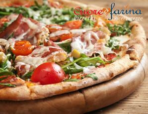 Maxi Teglia Pizza da 2,50Kg