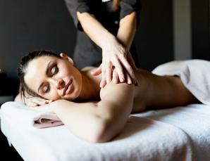 3 massaggi corpo a scelta Eur
