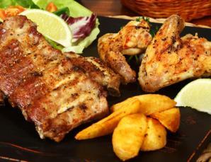 Menu carne x2 la Fontanina