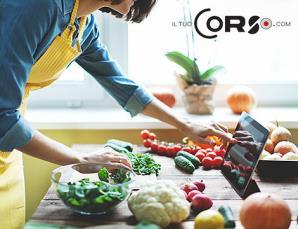 Corso di cucina vegana e light