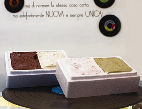gelato La gelateria della Musica