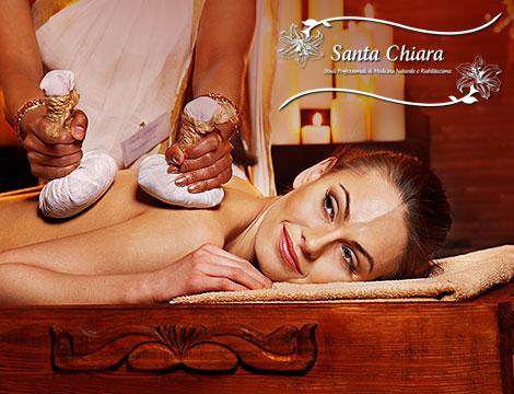 1 massaggio Ayurvedico