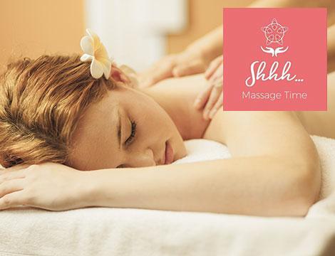 1 massaggio Shiatsu