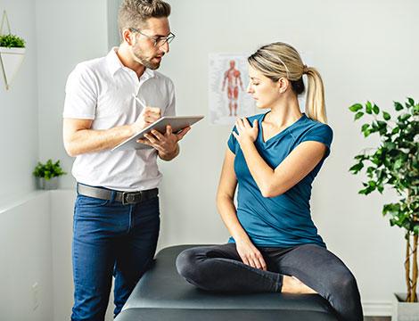 mese di allenamento posturale