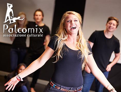 1 mese di corso teatrale con Palcomix