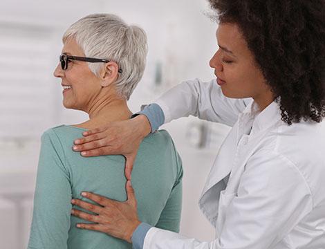 1 o 2 sedute di osteopatia