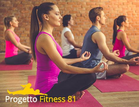 Lezione di Yoga di gruppo_N