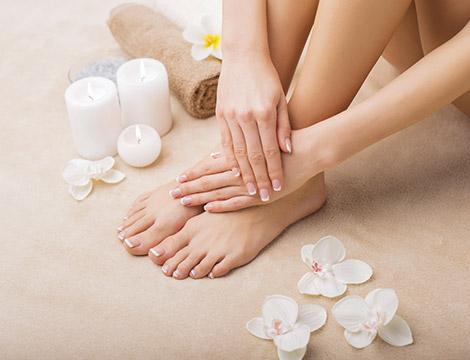 1 o 3 manicure o pedicure