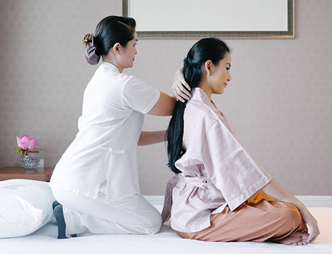 1 o 3 massaggi Thai Toksen