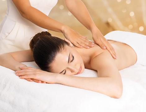 Massaggi a scelta in centro