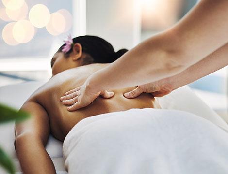 sedute di massaggio relax